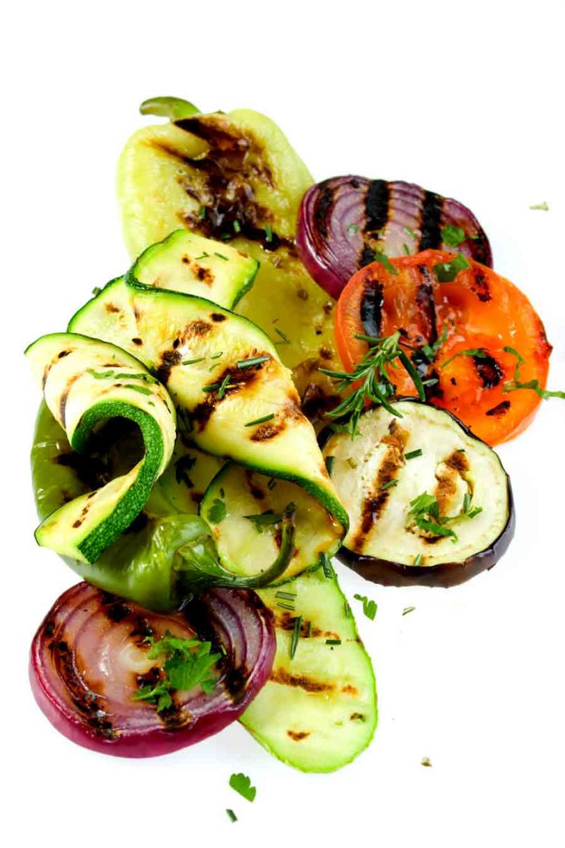Making your veggies sizzle healthy living magazine lake county 39 s premier health magazine - Make perfect grilled vegetables ...