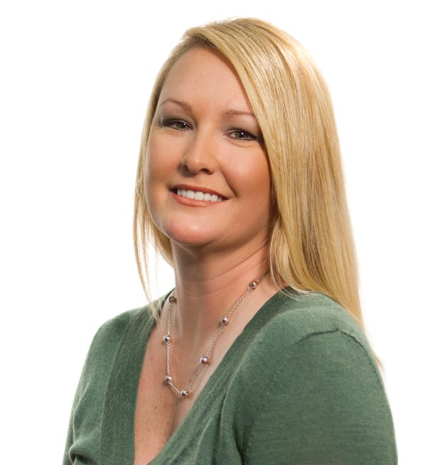 Kendra Akers, publisher of Healthy Living magazine
